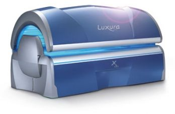 Горизонтальный солярий HAPRO Luxura X5 34 Sli High Intensive