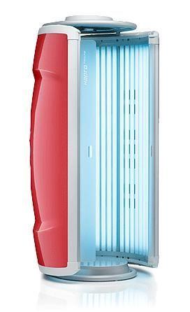 Солярий вертикальный Hapro Proline V