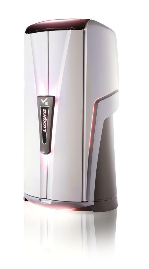 Вертикальный солярий Luxura V10 50XL Ultra Intensive (50*235Вт)