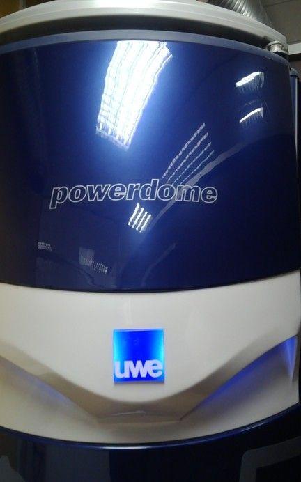 Вертикальный солярий UWE PowerDome
