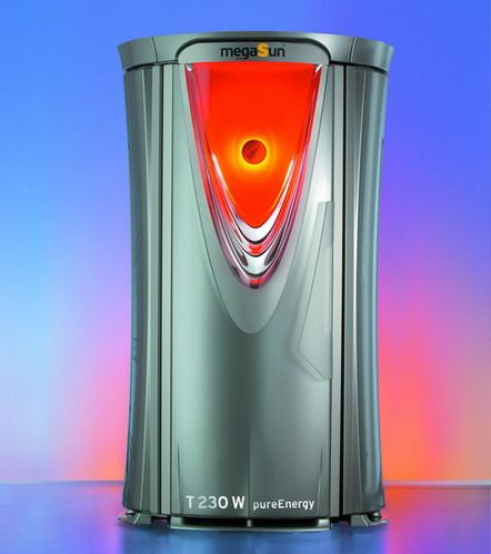 Вертикальный солярий MegaSun PureEnergy T230