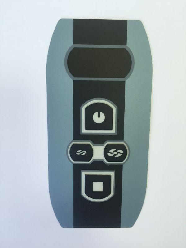 Стикер дисплея Hapro Luxura V5/V7