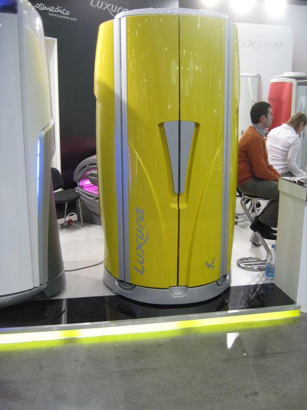 Вертикальный солярий Hapro Luxura V7 High Intensive