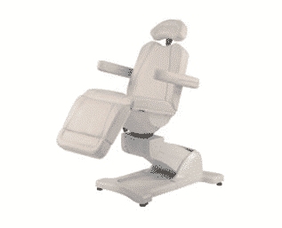 HZ-3869A Электрическое кресло для салонов красоты (бежевое) Electric beauty bed (beige)