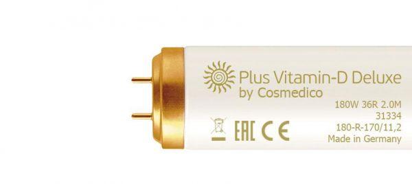 Cosmedico Plus Vitamin D Deluxe 36R 180Вт 2m